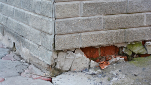 Cracks in Your Home's Foundation: Causes and Repair