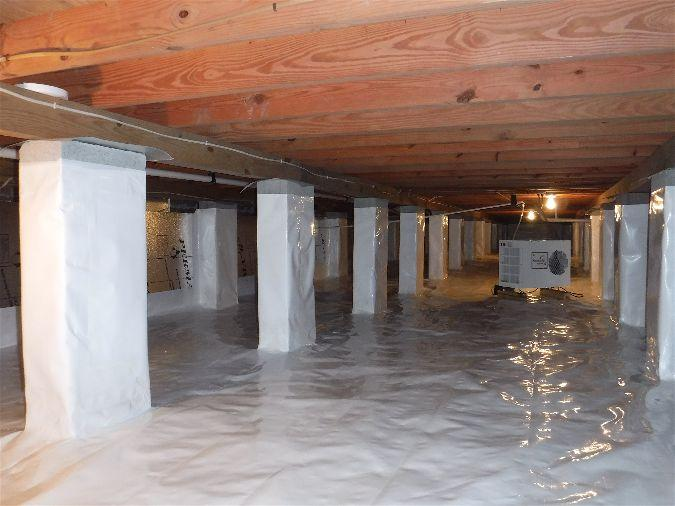 Should You Waterproof Your Basement or Crawlspace?