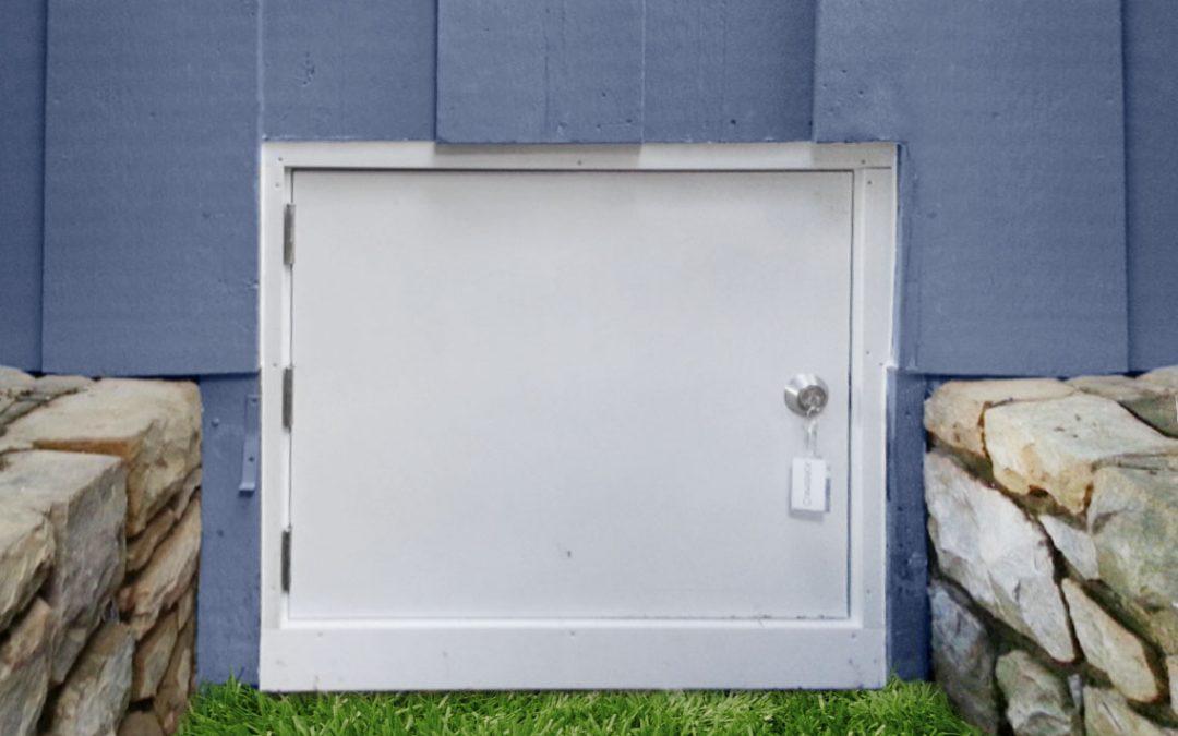 Why You Need a Custom Crawl Space Door
